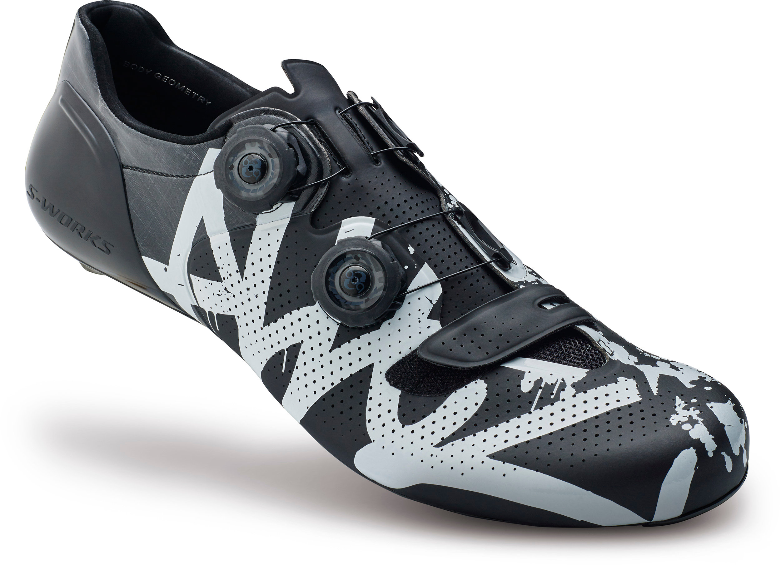 SPECIALIZED SW 6 RD SHOE ALLEZ 41/8M/9.5W - Bikedreams & Dustbikes