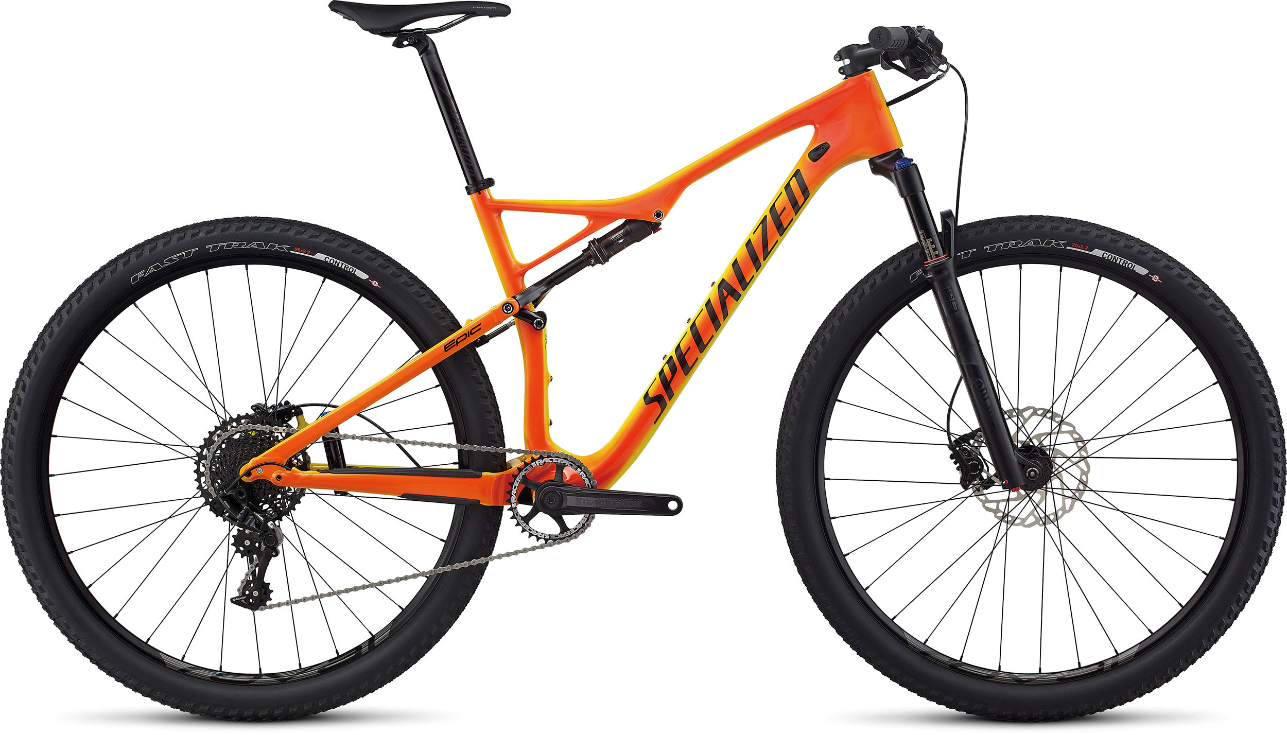 SPECIALIZED EPIC FSR COMP CARBON WC 29 TORCH MMORG S - Bike Maniac