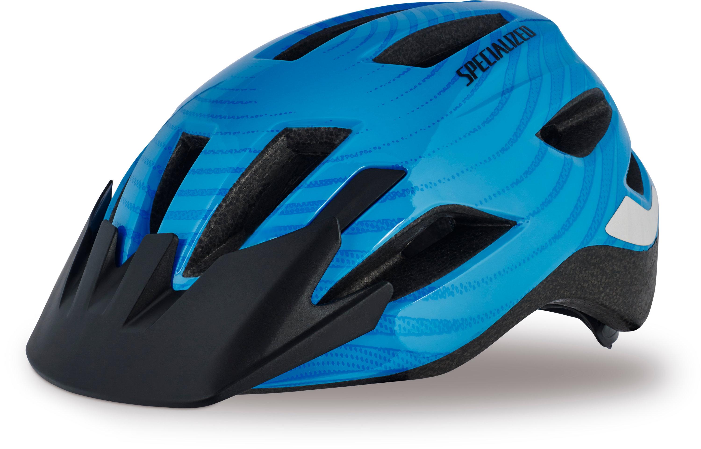 SPECIALIZED SHUFFLE SB HLMT CE NEON BLU YTH - Pulsschlag Bike+Sport