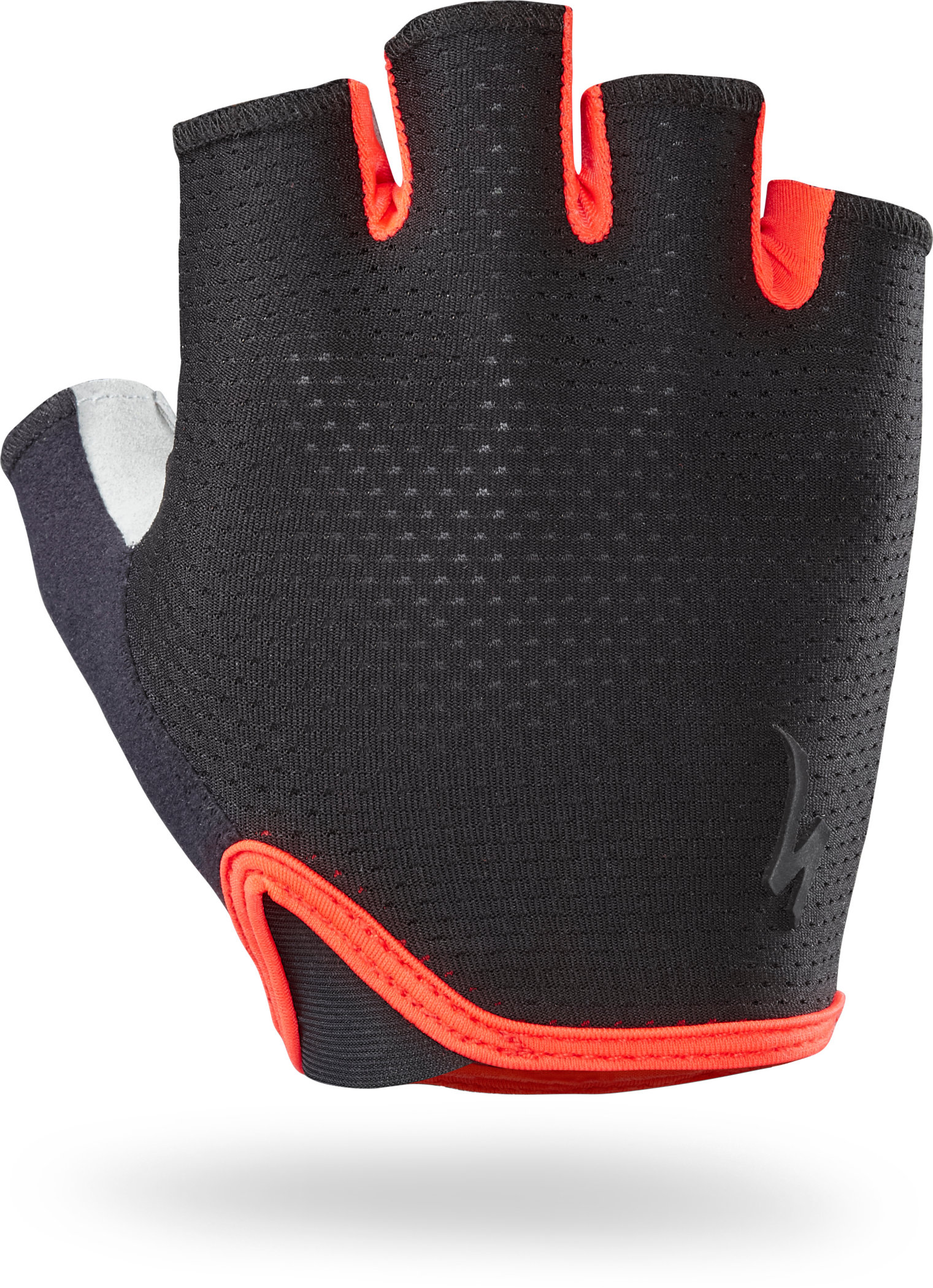 SPECIALIZED BG GRAIL GLOVE SF BLK/RKTRED L - Alpha Bikes