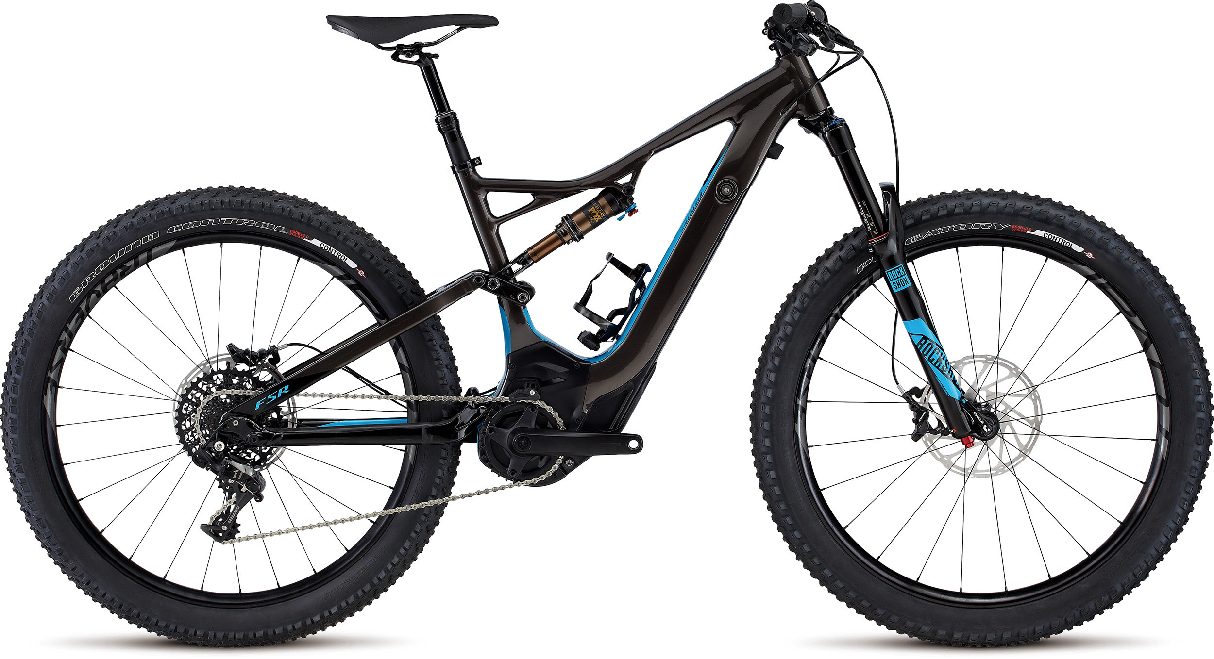 SPECIALIZED LEVO FSR EXPERT 6FATTIE CE WRMCHAR/CYN L - Bike Zone