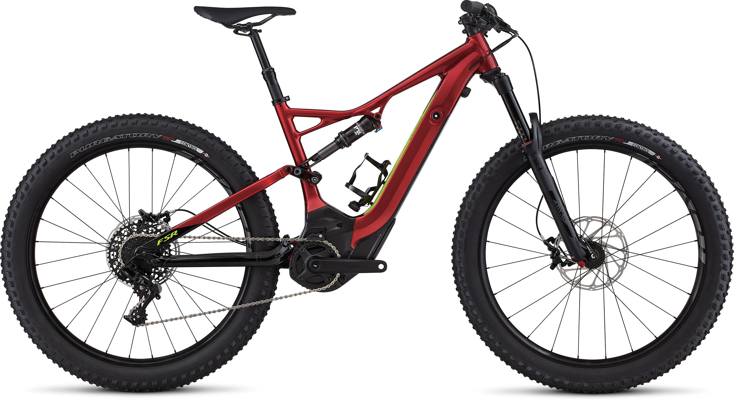SPECIALIZED LEVO FSR COMP 6FATTIE CE CNDYRED/HYP S - Randen Bike GmbH