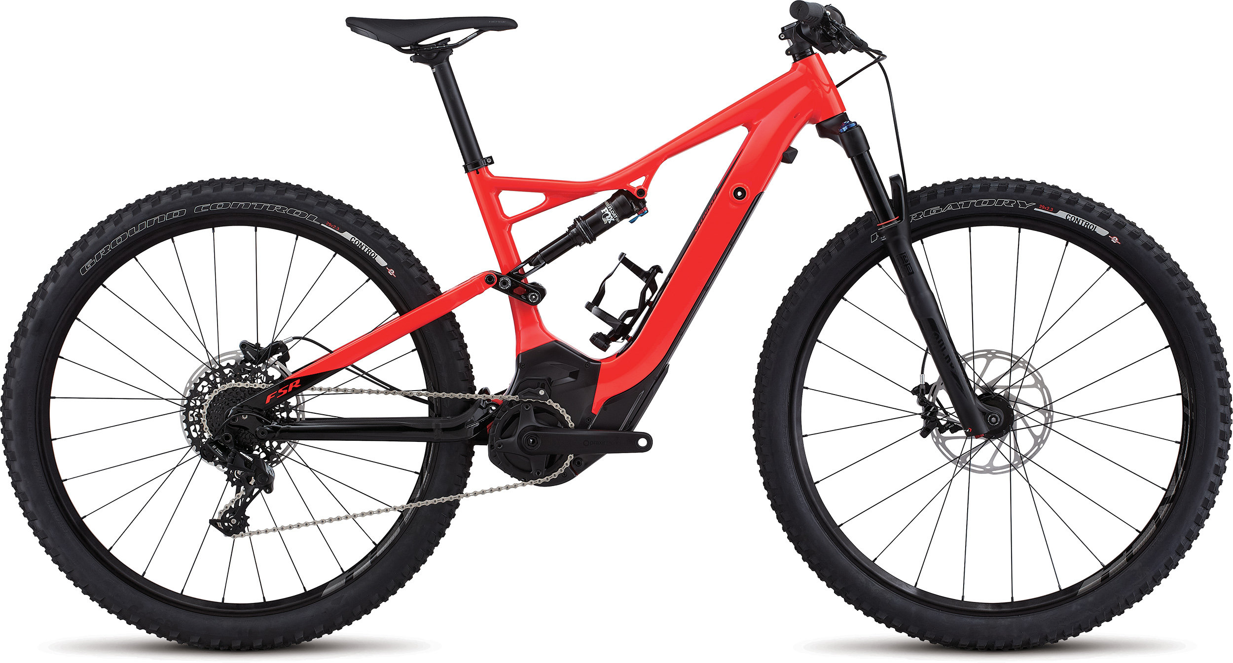 SPECIALIZED LEVO FSR ST 29 CE RKTRED/BLK L - Bike Zone