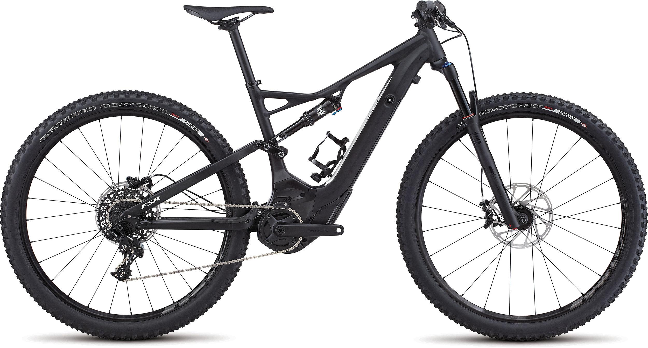 SPECIALIZED LEVO FSR ST 29 CE BLK/WHT L - Bike Zone