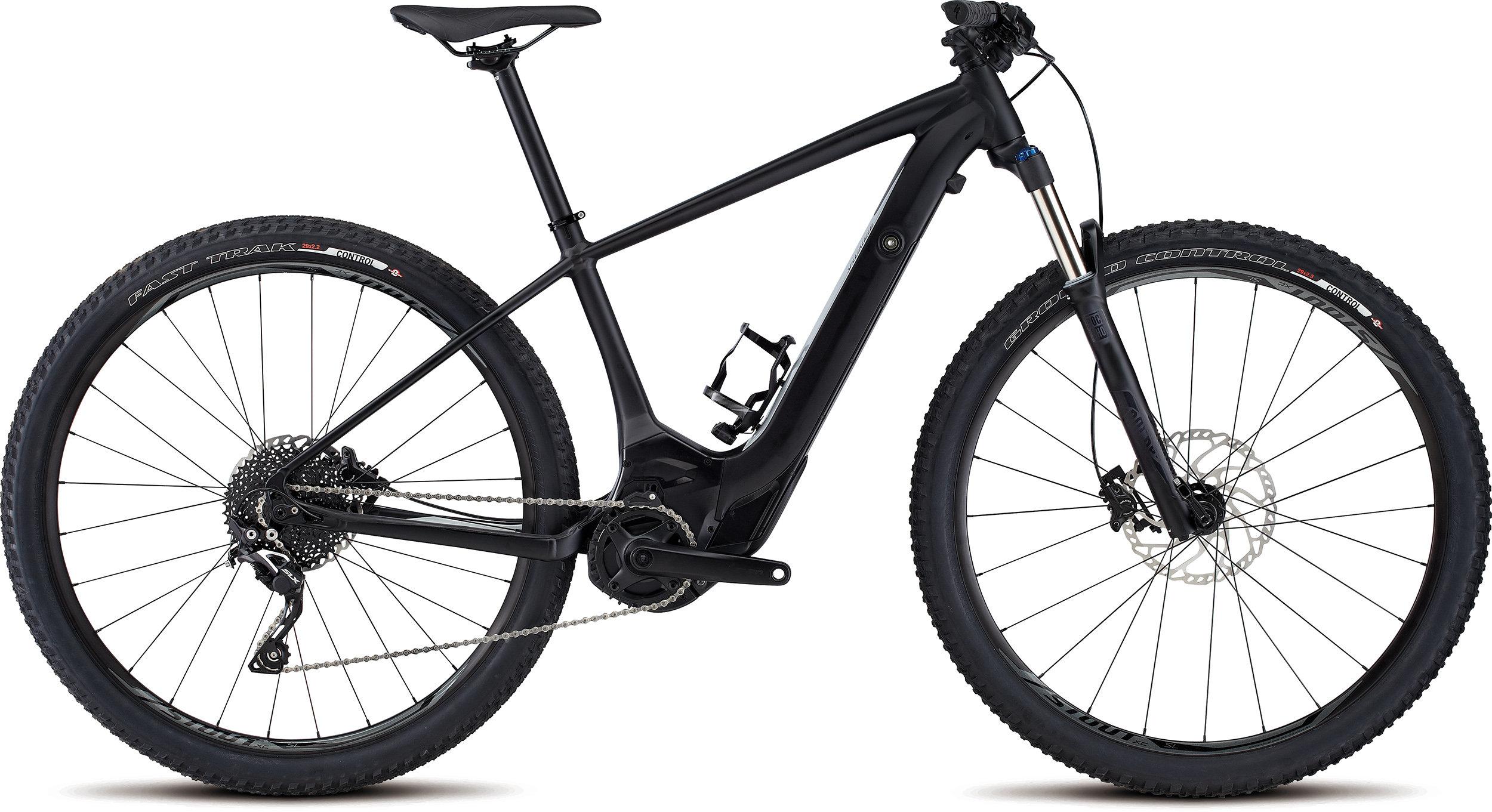SPECIALIZED LEVO HT 29 CE BLK/KLSIL L - Alpha Bikes