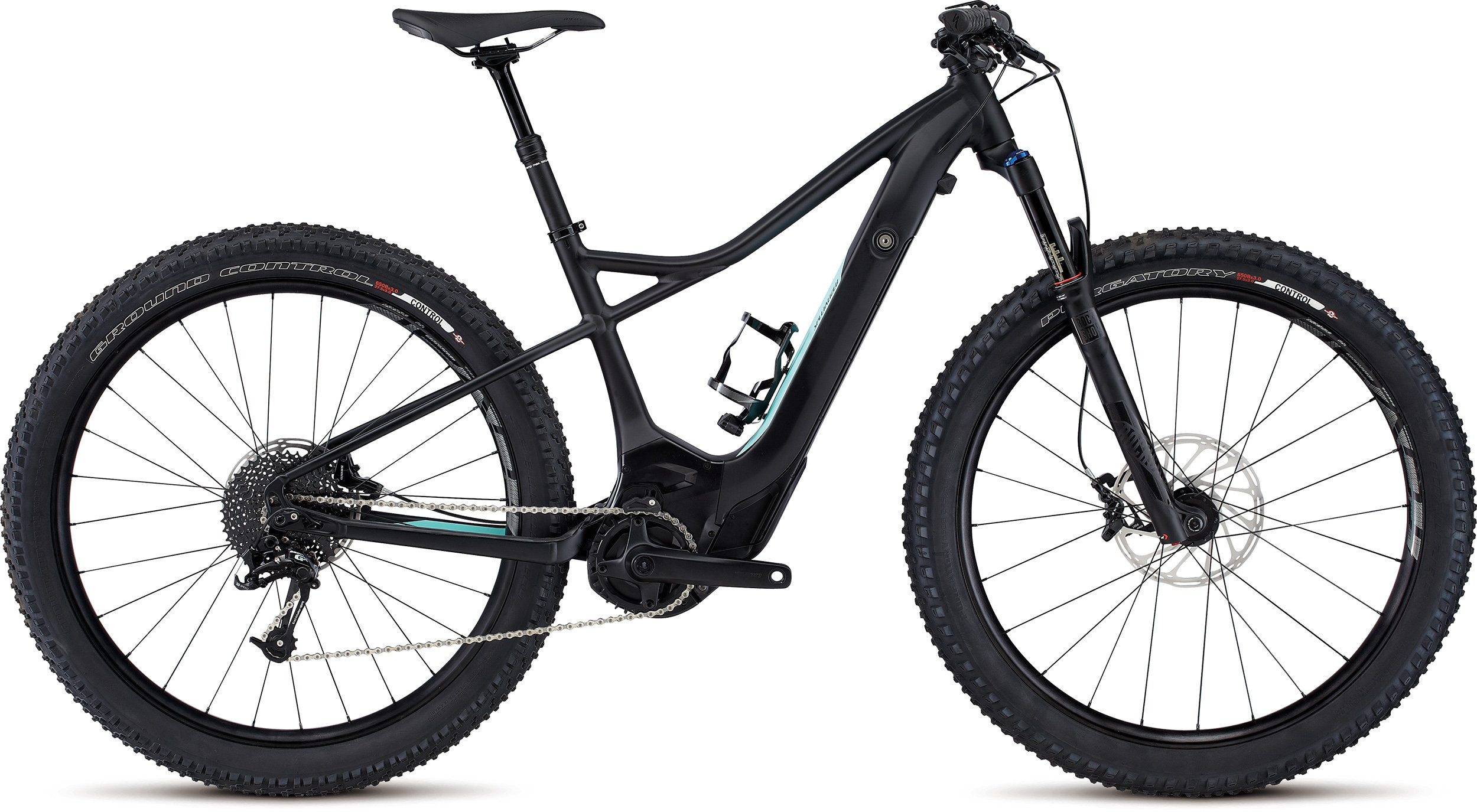 SPECIALIZED LEVO WMN HT COMP 6FATTIE CE BLK/LTTUR L - Bike Zone