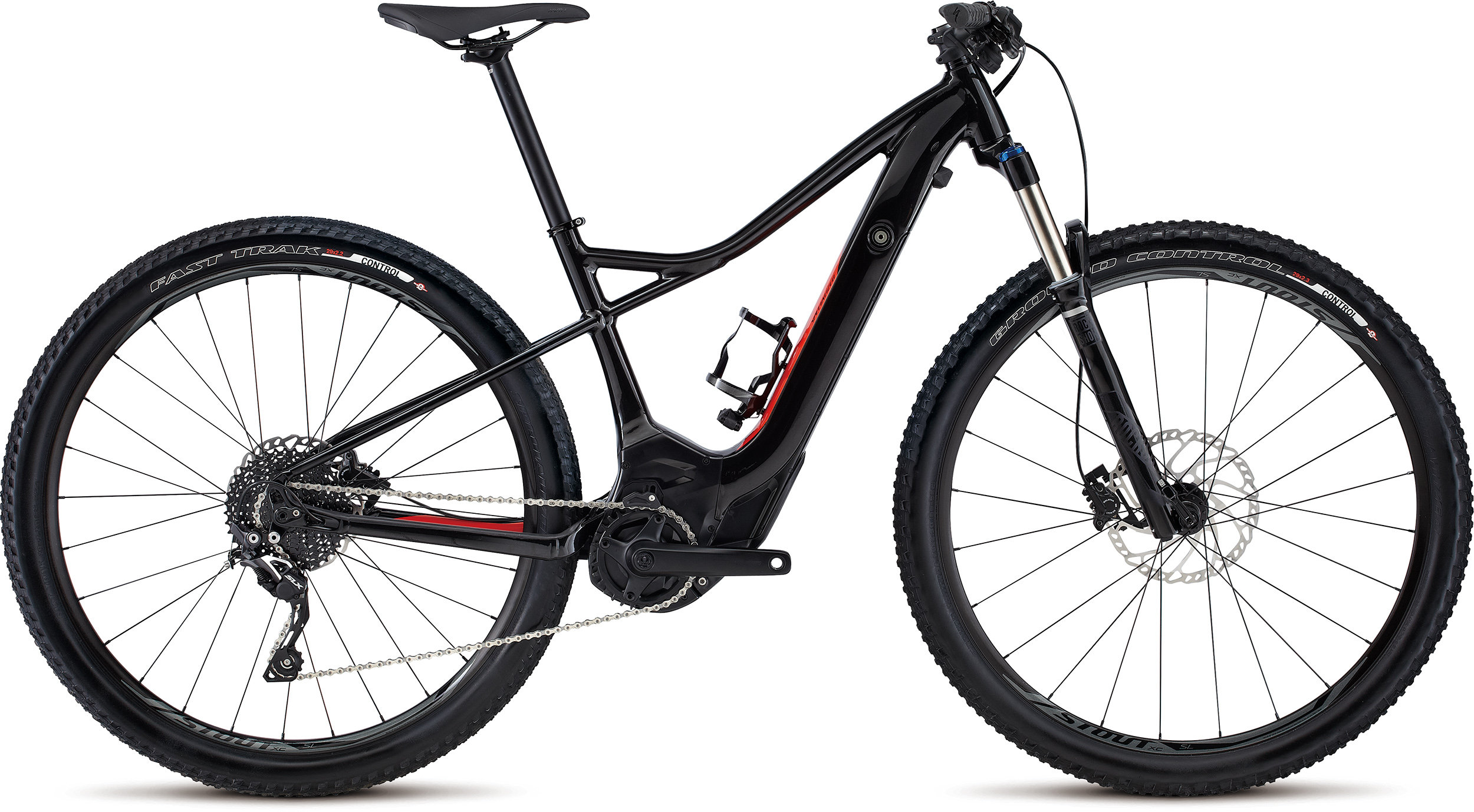 SPECIALIZED LEVO WMN HT 29 CE METBLK/NRDCRED S - Bike Maniac