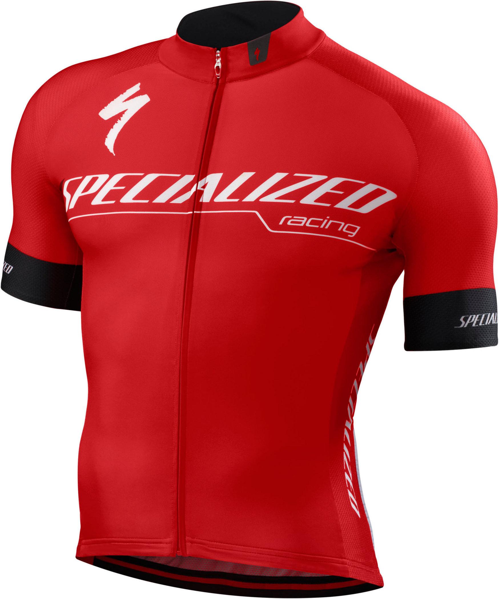 Specialized SL Pro Jersey Team Red Medium - Alpha Bikes