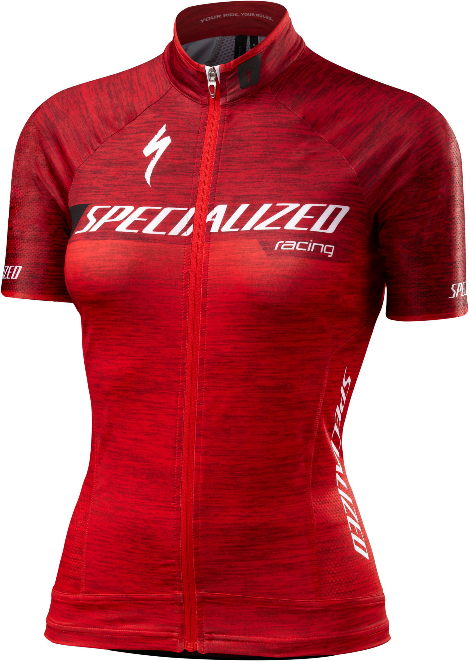 Specialized Women´s SL Pro Jersey Team Red Medium - Alpha Bikes