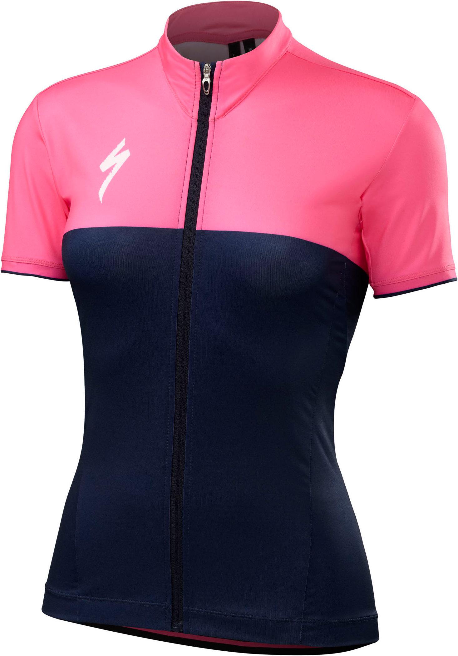 Specialized Women´s RBX Comp Jersey Team Neon Pink Medium - Alpha Bikes
