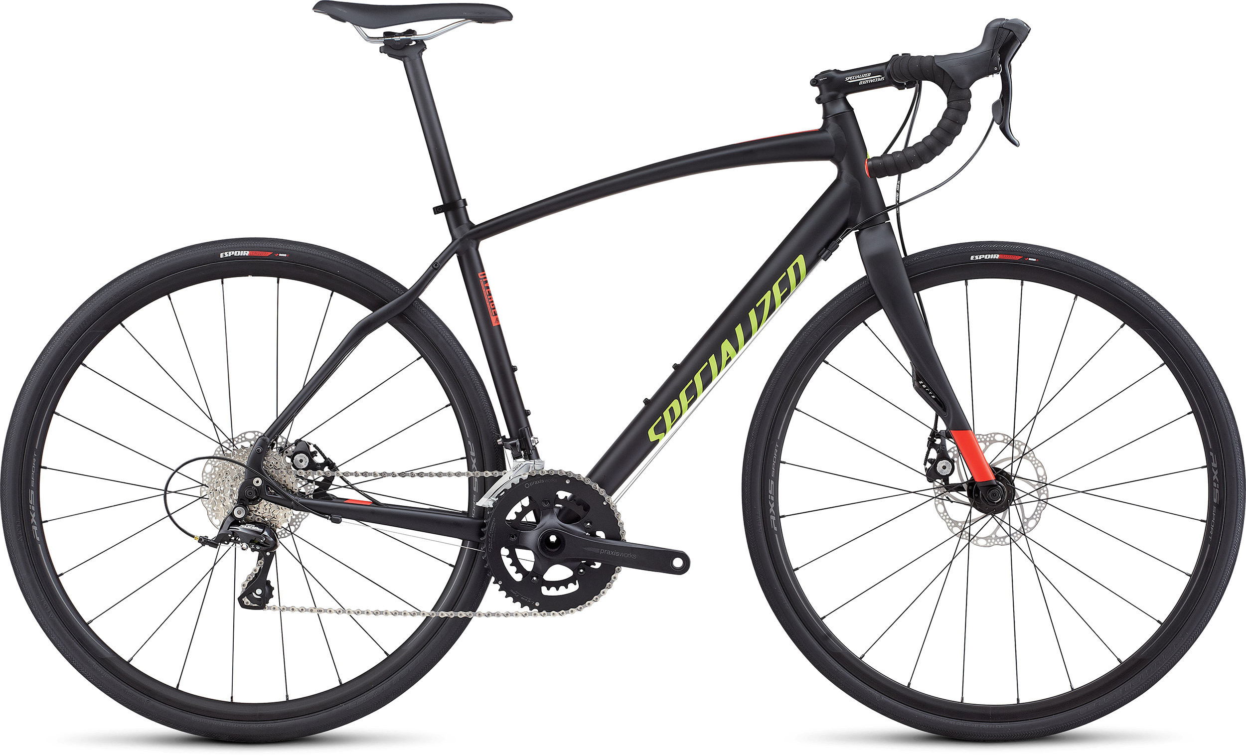 SPECIALIZED DIVERGE A1 Sport CEN RH 58 - SPECIALIZED DIVERGE A1 Sport CEN RH 58