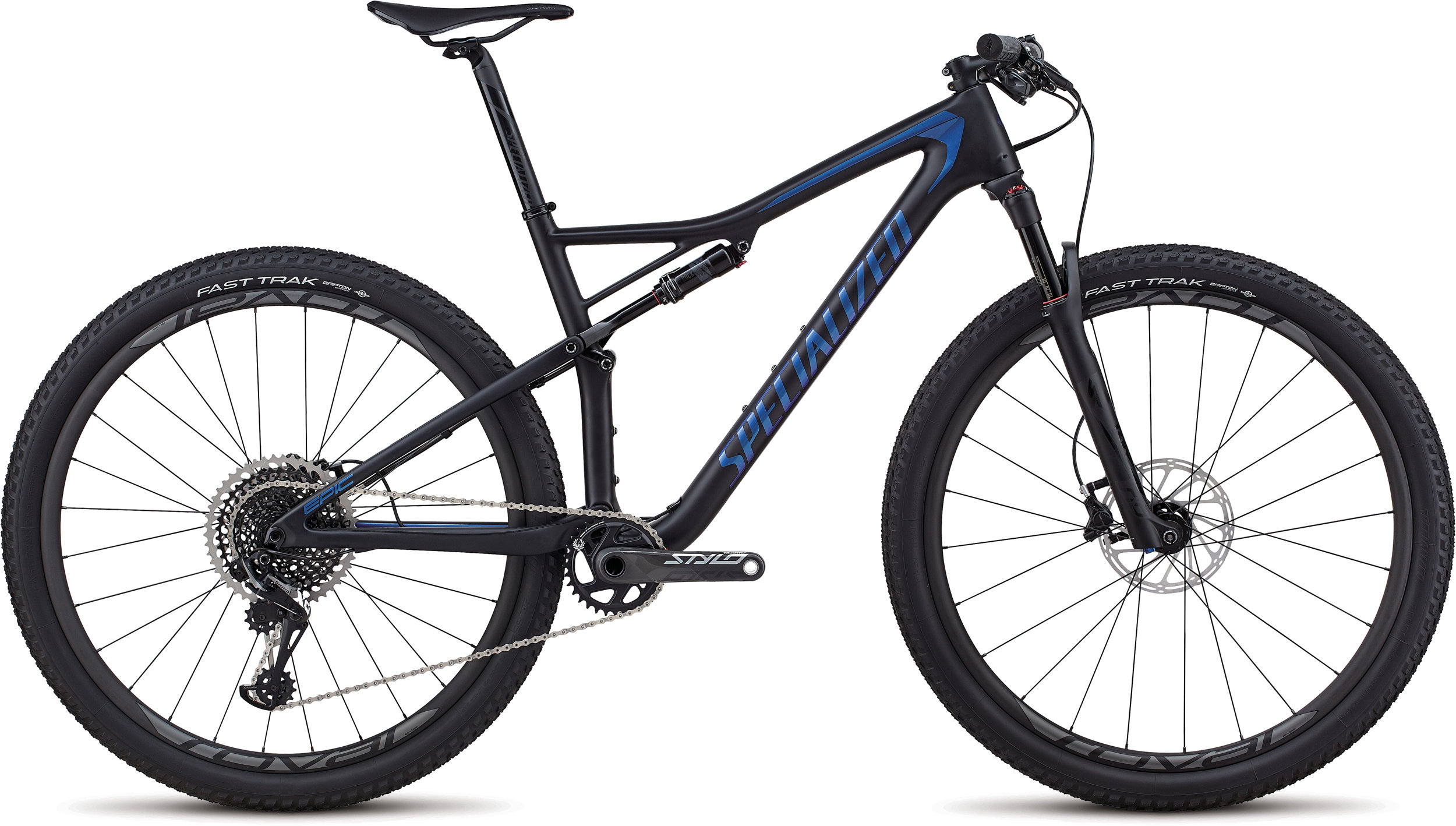 Specialized Men´s Epic Pro SATIN GLOSS BLACK / CHAMELEON S - Bike Maniac
