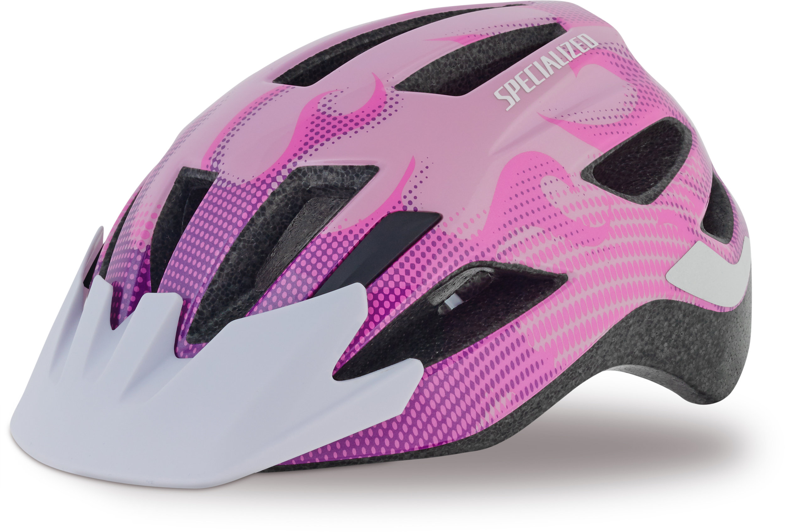 Specialized Shuffle Child LED Pink Flames CHLD - Alpha Bikes