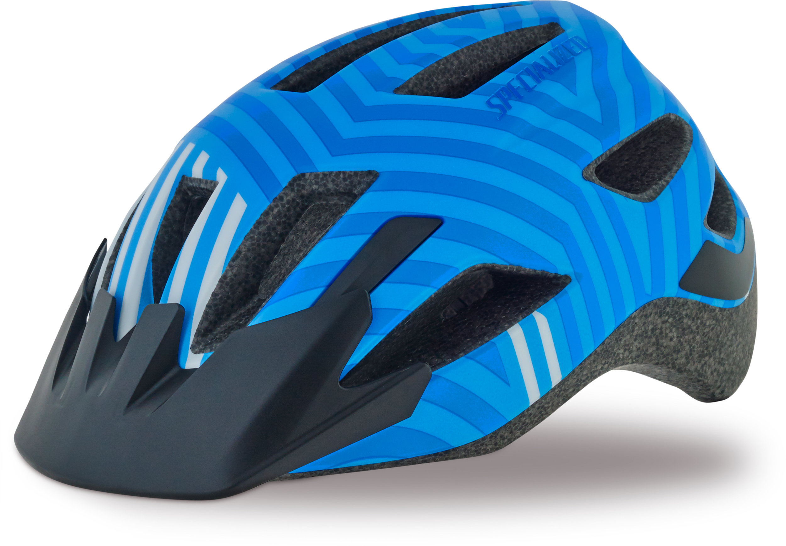 Specialized Shuffle Child LED Neon Blue Razzle CHLD - Alpha Bikes