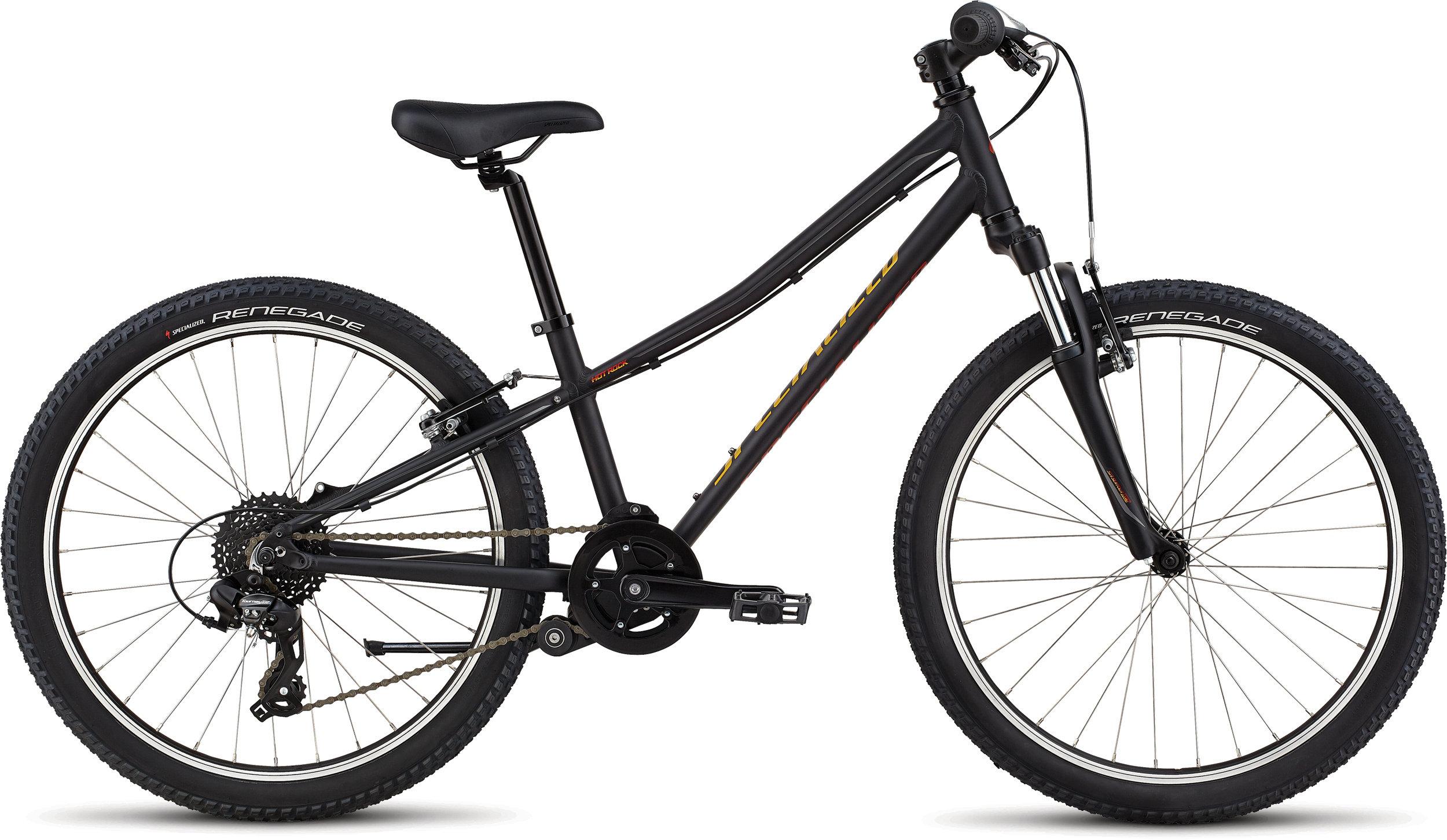 Specialized Hotrock 24 Black/74 Fade 11 - Pulsschlag Bike+Sport