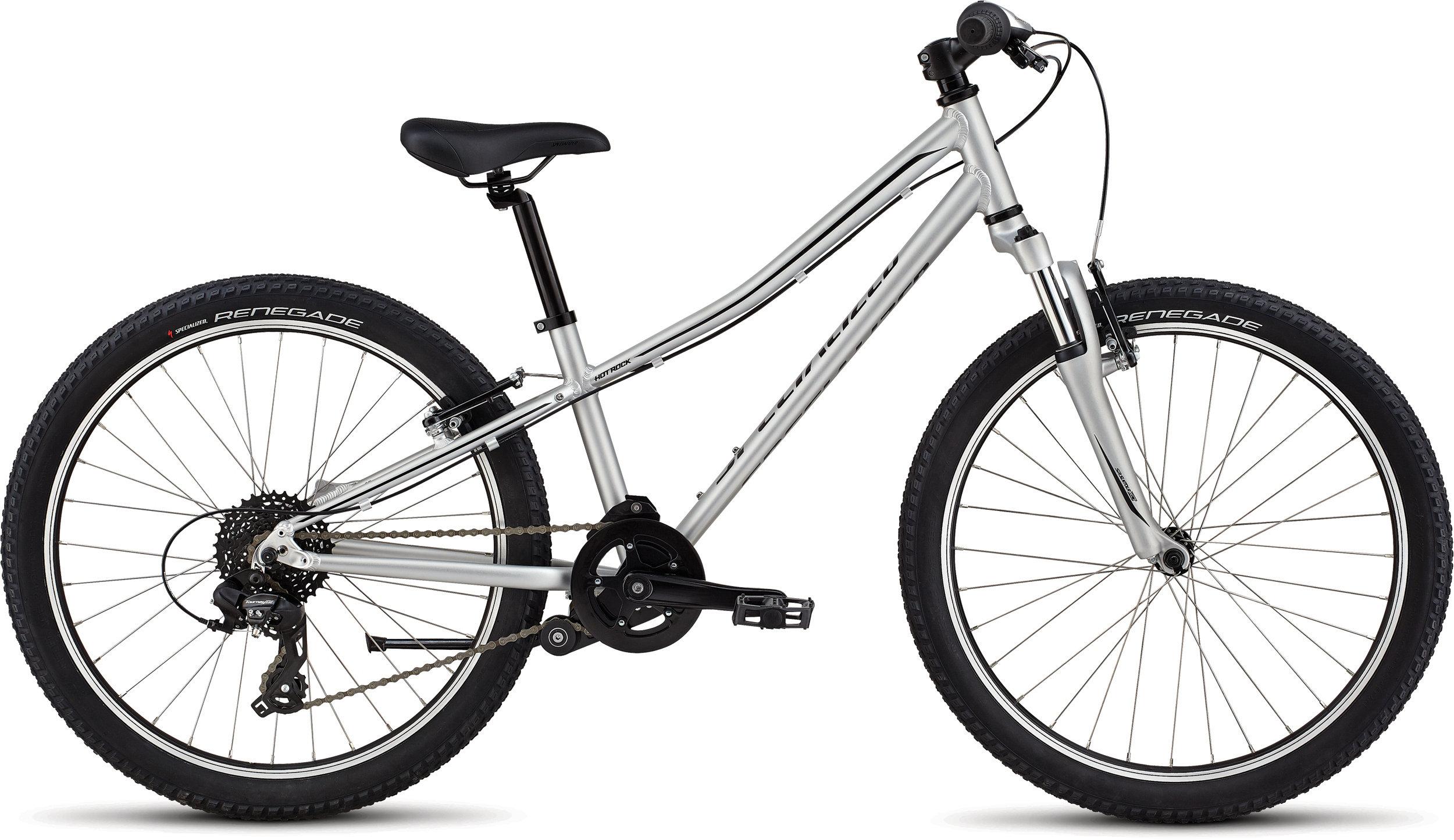 Specialized Hotrock 24 Light Silver/Black 11 - Alpha Bikes