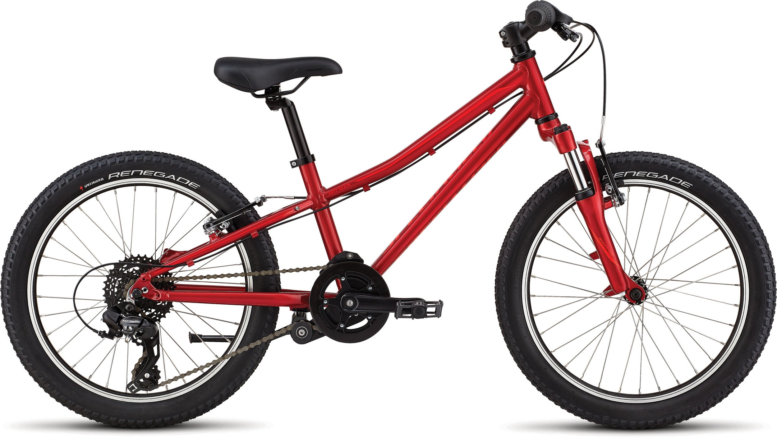 Specialized Hotrock 20 Candy Red/Rocket Red 9 - Alpha Bikes