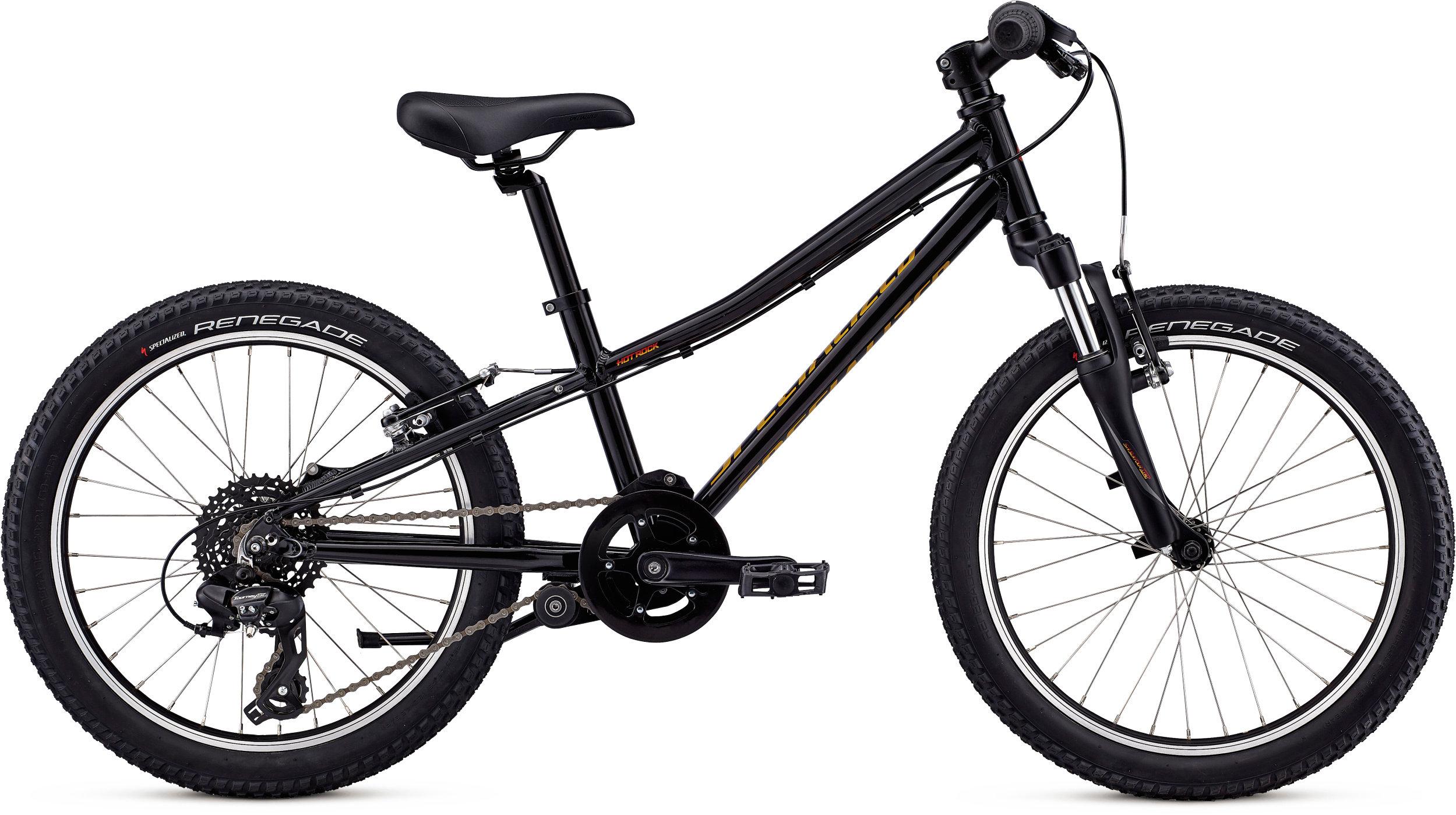 Specialized Hotrock 20 Black/74 Fade 9 - Alpha Bikes