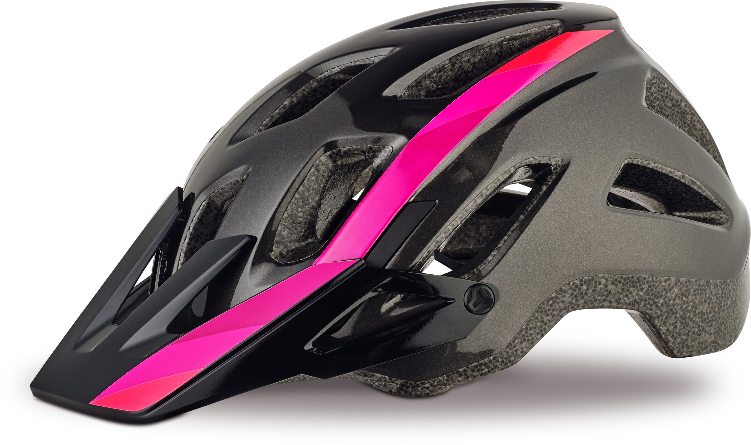 Specialized Ambush Comp Gloss Acid Pink Linear Fade M - Alpha Bikes
