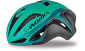 S-WORKS EVADE HELMET CE ACDMNT/BLK ASIA S/M