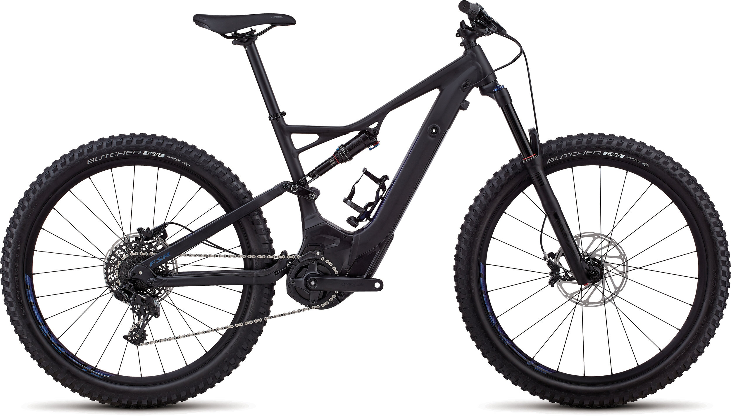 Specialized Men´s Turbo Levo FSR 6Fattie/29 Black / Chameleon L - Pulsschlag Bike+Sport