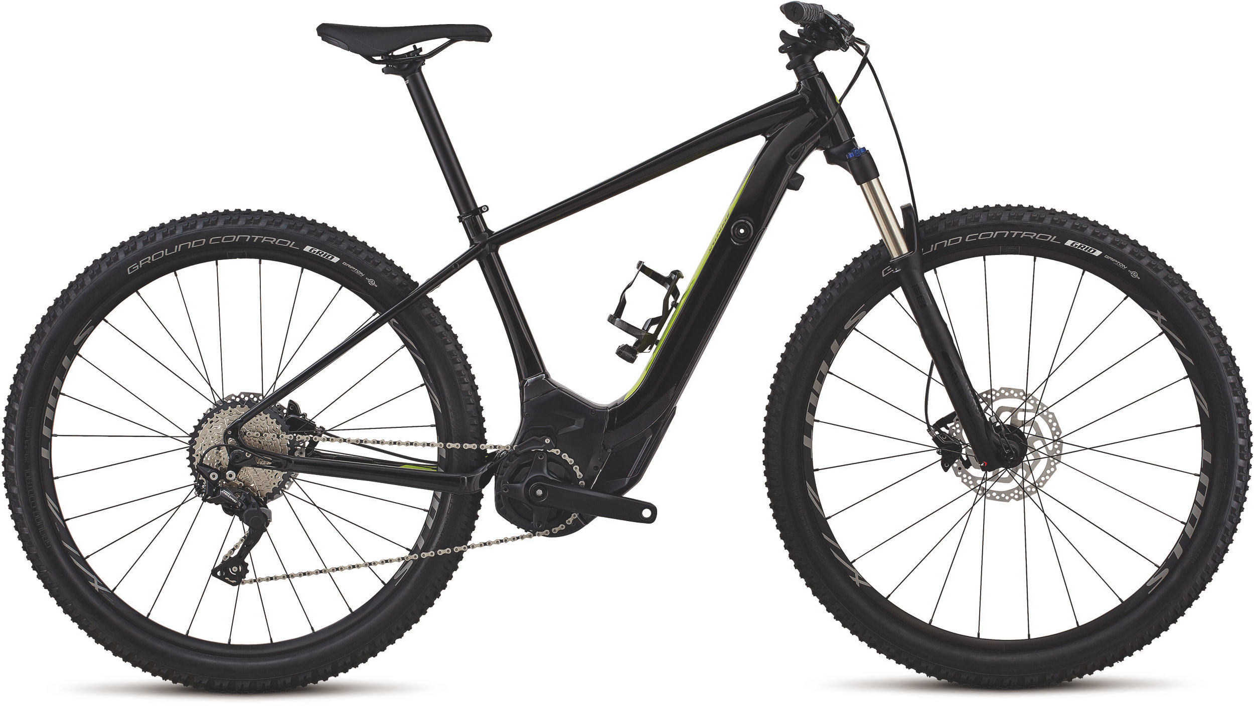 Specialized Men´s Turbo Levo Hardtail 29 Black / Hyper S - Bike Maniac
