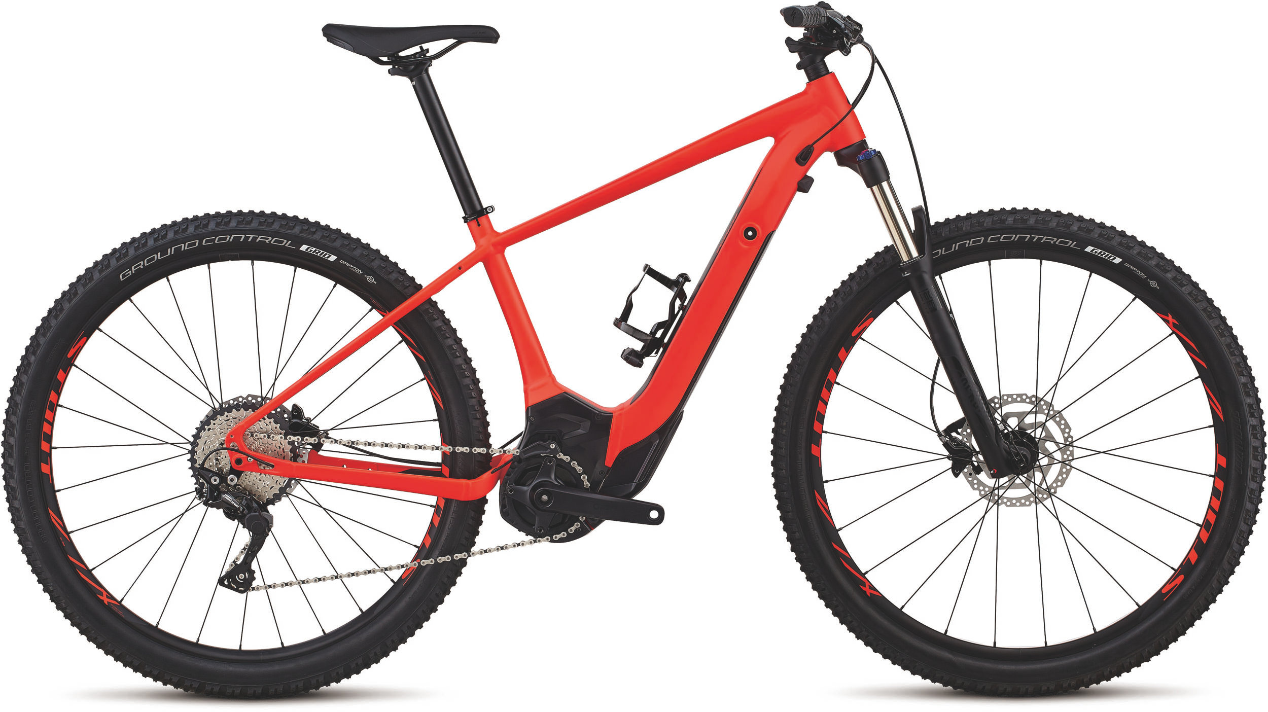 Specialized Men´s Turbo Levo Hardtail 29 Rocket Red / Black XL - Specialized Men´s Turbo Levo Hardtail 29 Rocket Red / Black XL