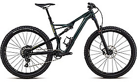 CAMBER FSR MEN COMP CARBON 27.5