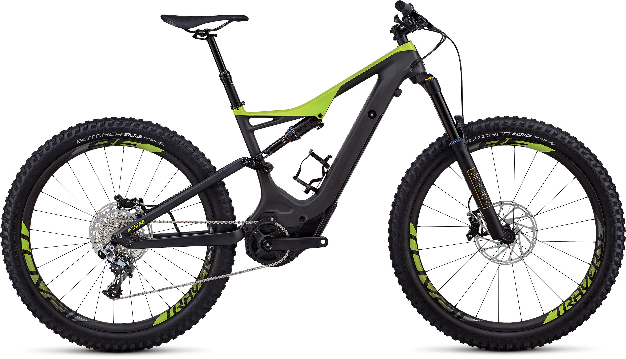 Specialized Men´s S-Works Turbo Levo FSR 6Fattie/29 Carbon / Hyper XL - Pulsschlag Bike+Sport