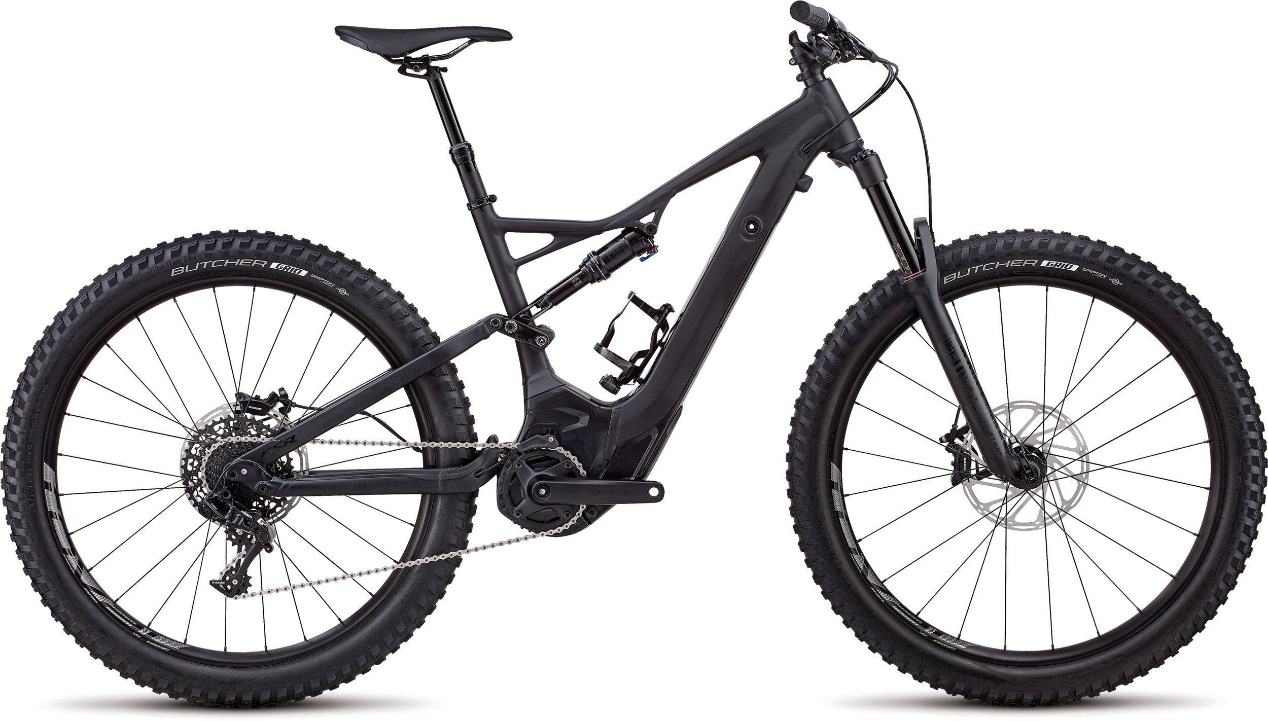 Specialized Men´s Turbo Levo FSR Comp 6Fattie/29 Gloss Black L - Pulsschlag Bike+Sport
