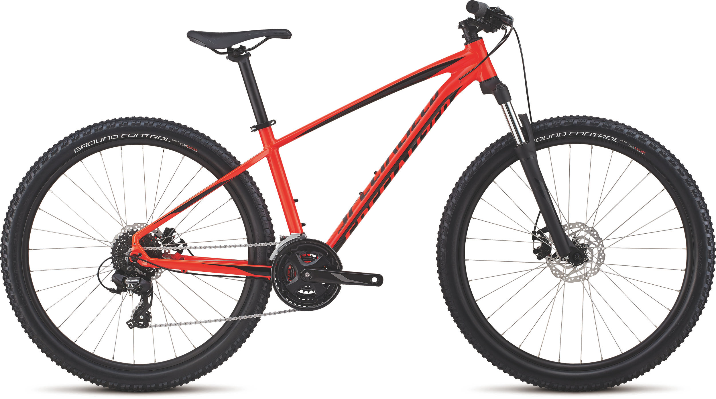 Specialized Men´s Pitch 27.5 GLOSS ROCKET RED / BLACK L - Alpha Bikes