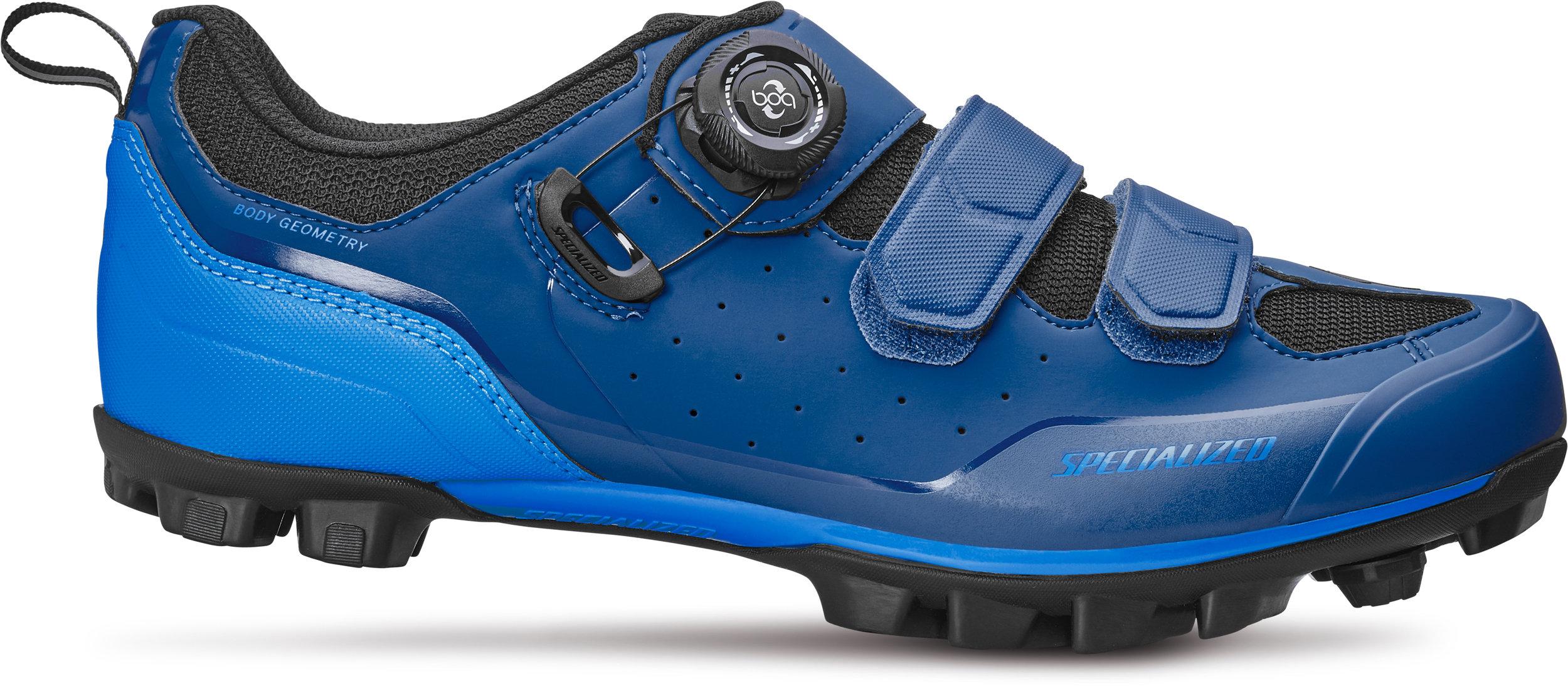 Specialized Comp MTB Deep Blue/Cyan 44 - Alpha Bikes