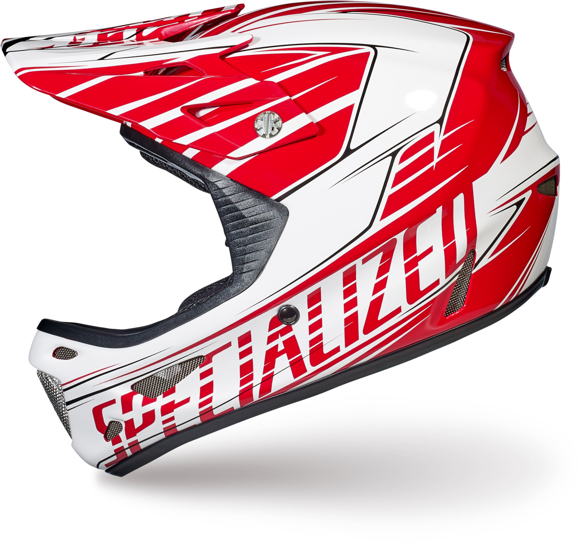 Specialized Dissident Comp Gloss Team Red M - Alpha Bikes
