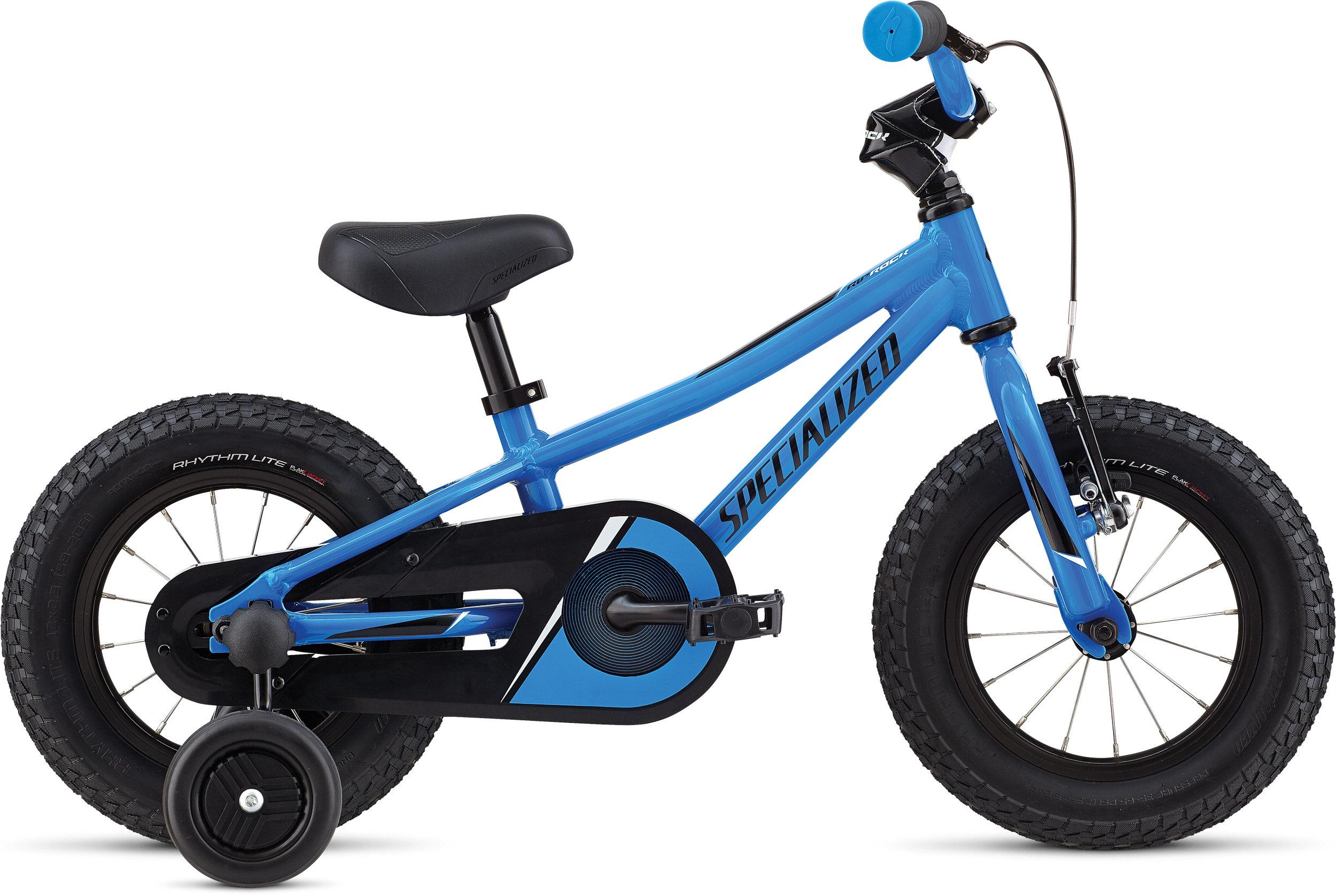 Specialized Riprock 12 Coaster Neon Blue/Black/White 6 - Alpha Bikes