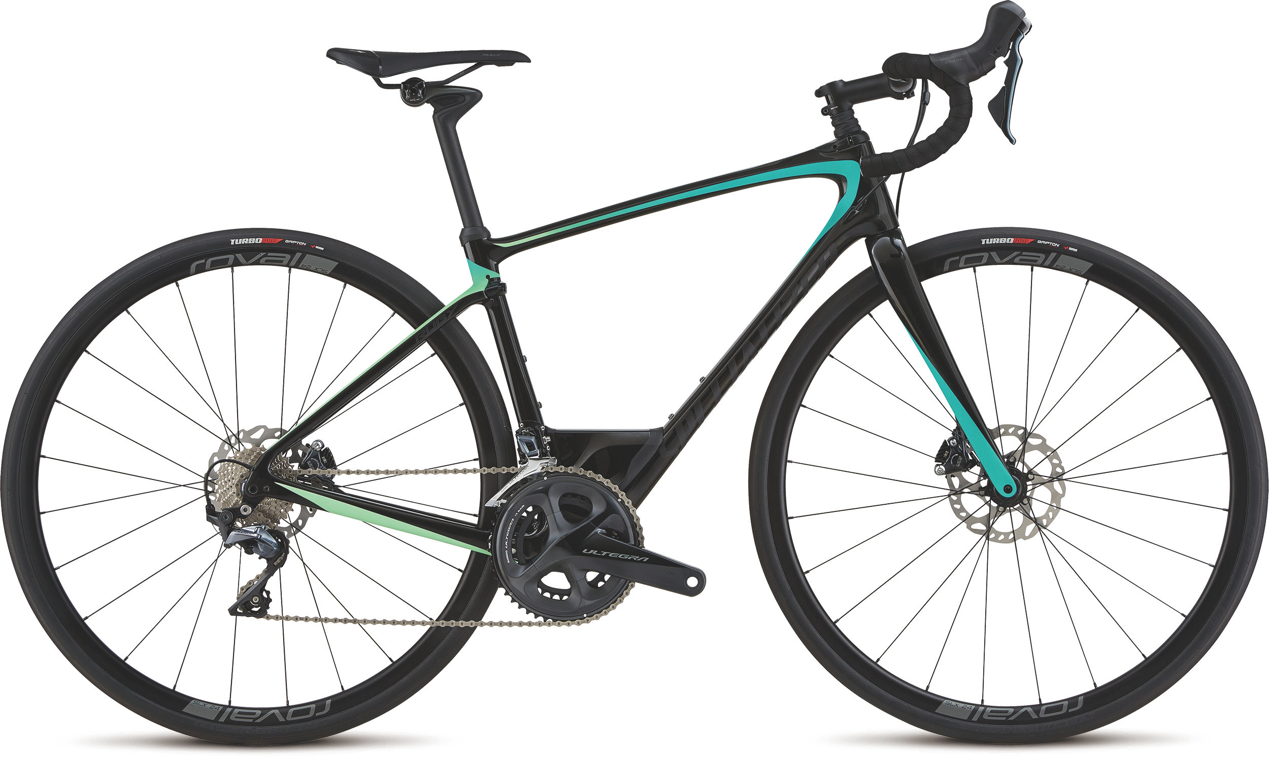 Specialized Ruby Expert Gloss  Satin / Tarmac Black / Cali Fade /  Black 51 - Alpha Bikes