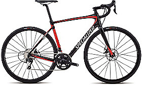 ROUBAIX SPORT DISC CARB/NRDCRED/METWHT 52
