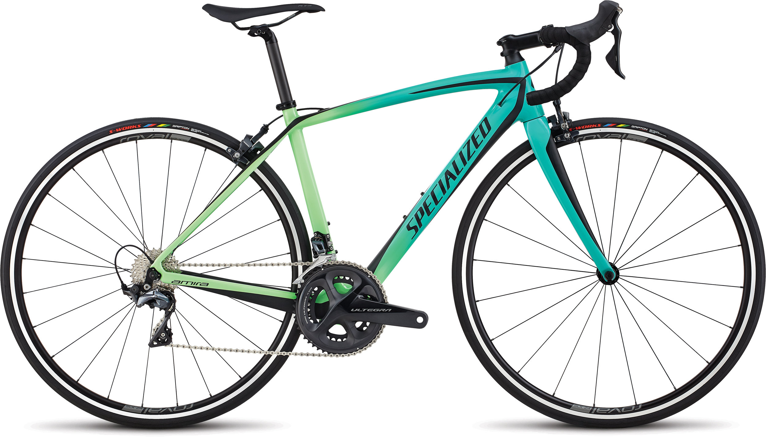 Specialized Amira SL4 Comp Gloss / Satin / Cali Fade / Black 54 - Pulsschlag Bike+Sport