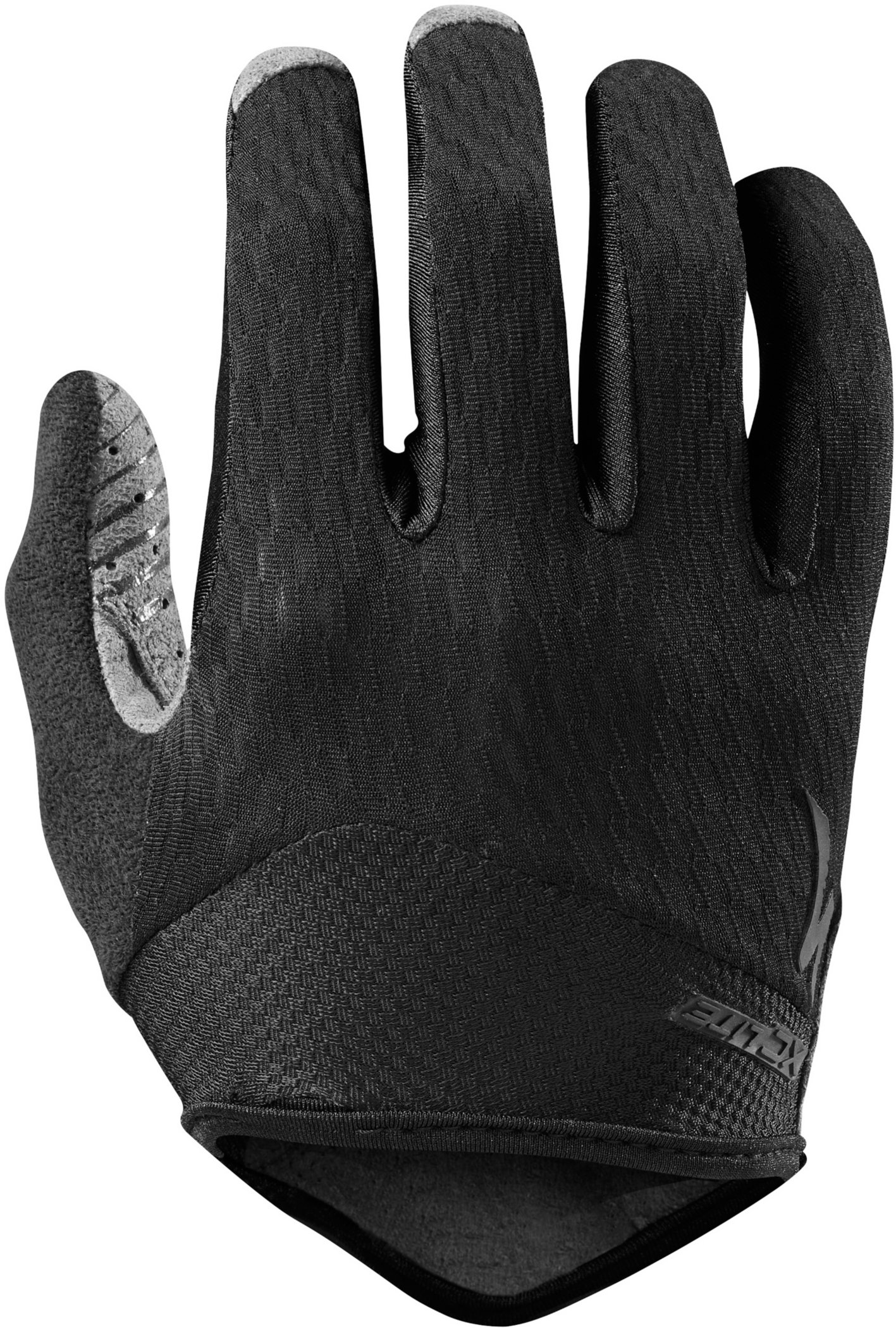 Specialized XC Lite Gloves Black/Black Small - Alpha Bikes