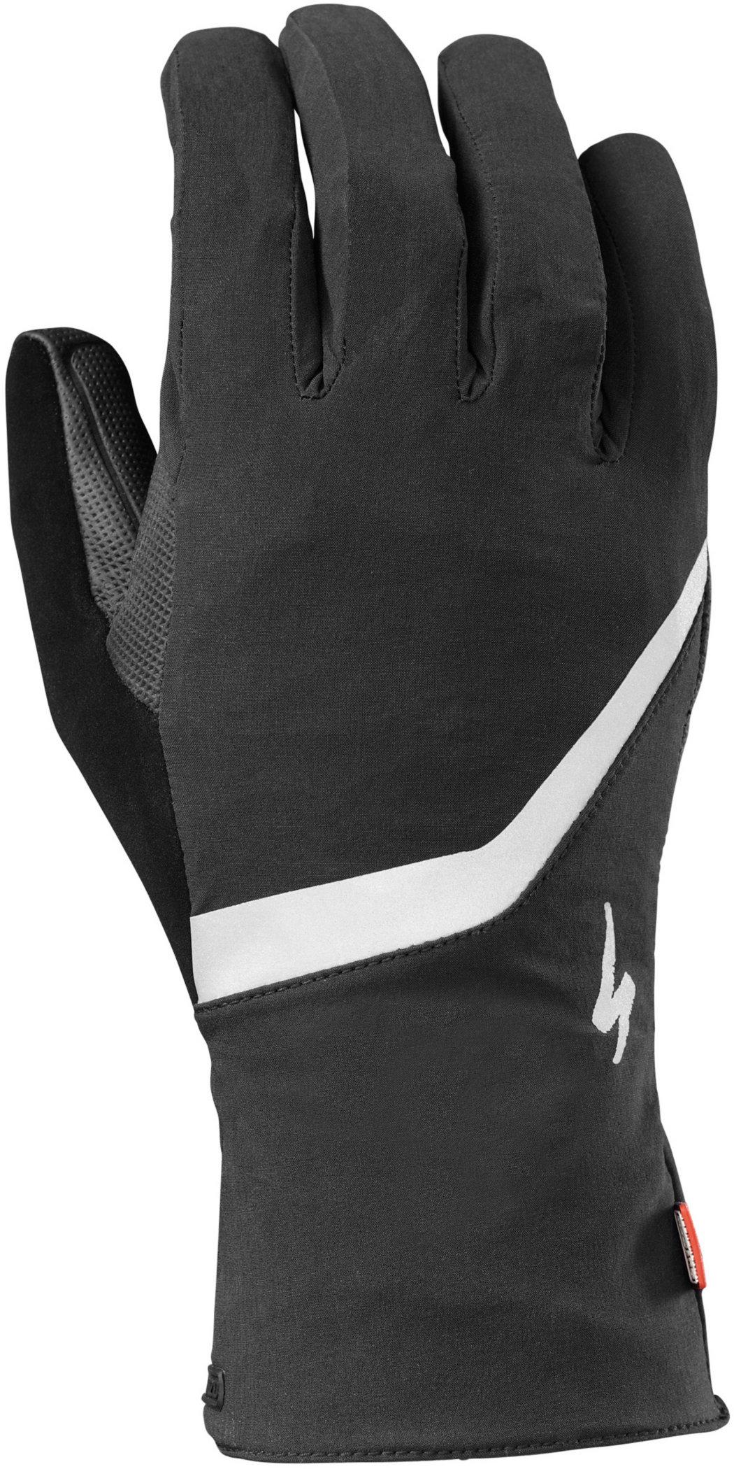 Specialized Deflect H2O Gloves Black/Black L - Alpha Bikes