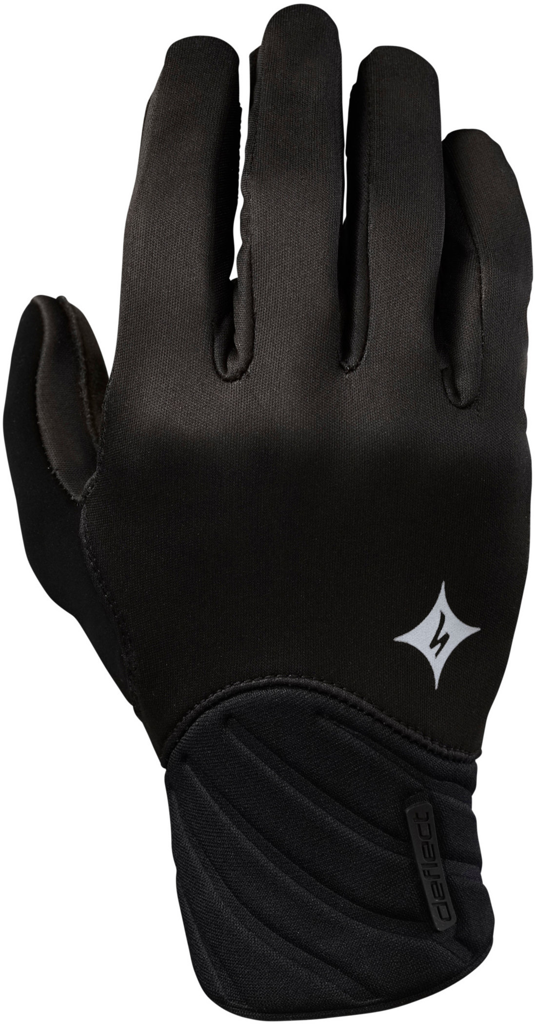 Specialized Women´s Deflect Gloves Black M - Alpha Bikes