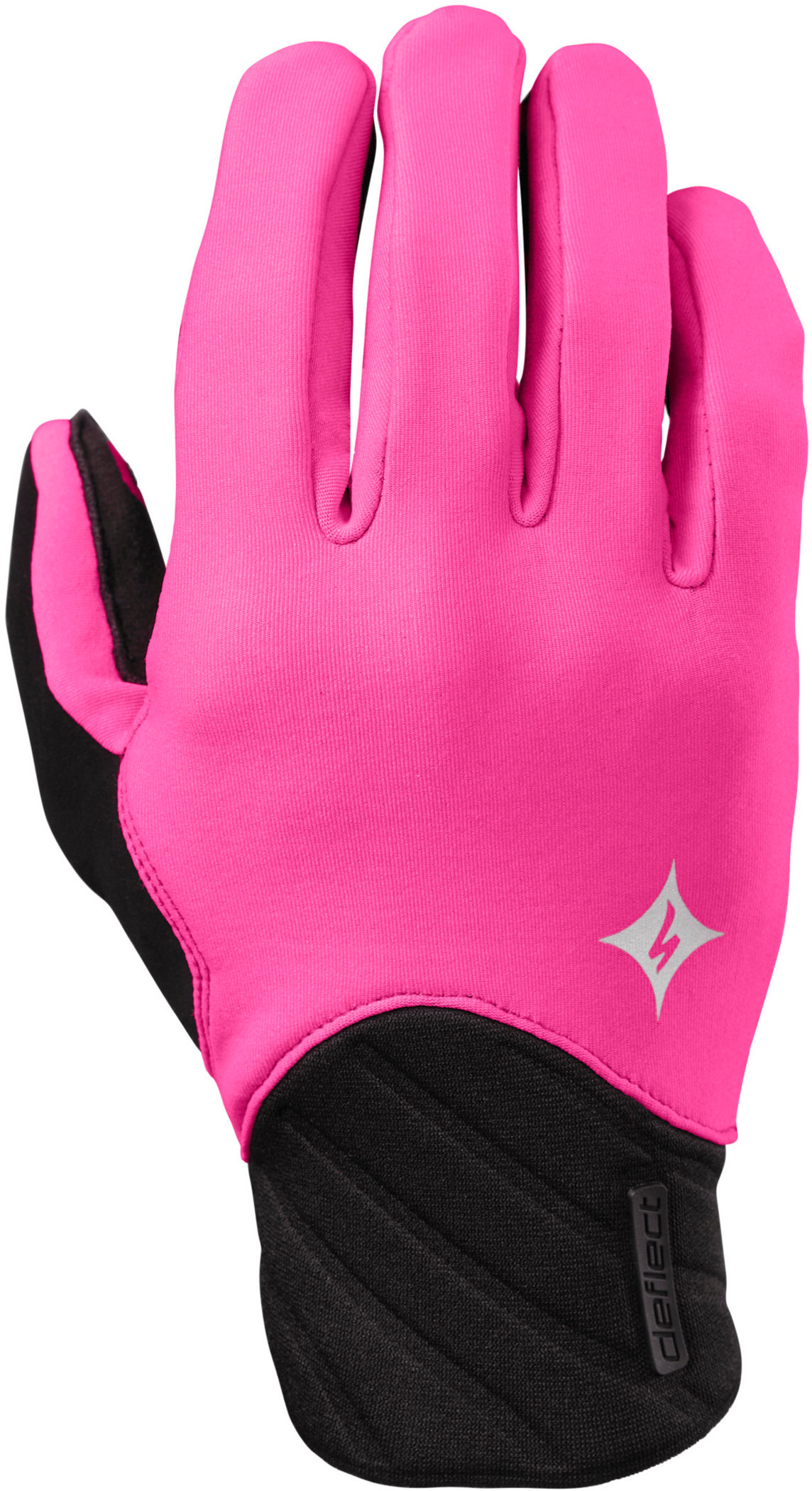 Specialized Women´s Deflect Gloves Neon Pink M - Alpha Bikes