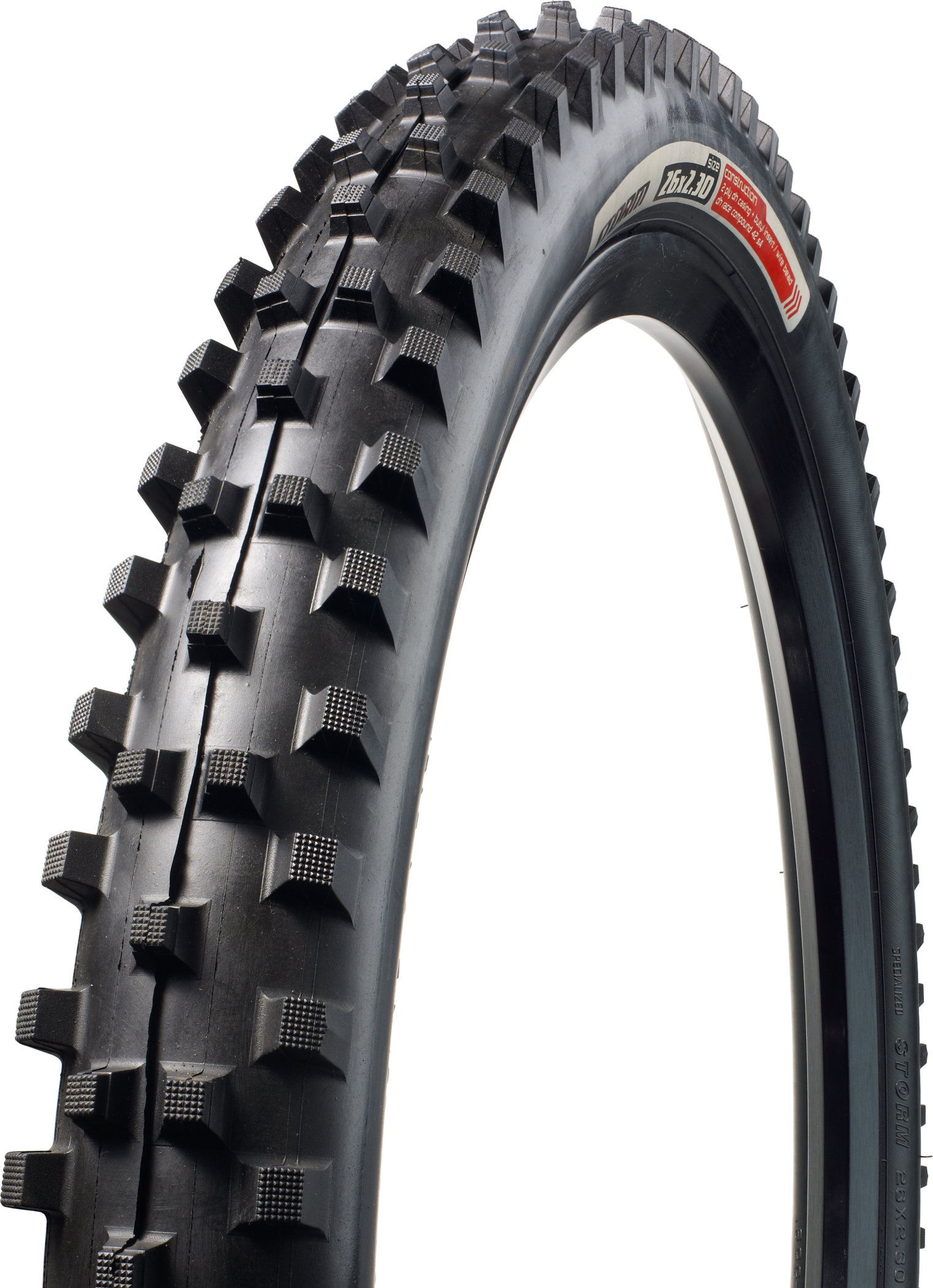 SPECIALIZED STORM DH TIRE 650BX2.3 - SPECIALIZED STORM DH TIRE 650BX2.3