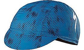 DEFLECT UV CYCLING CAP DSTBLU S/M