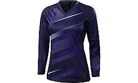 ANDORRA JERSEY LONG SLEEVES WOMEN