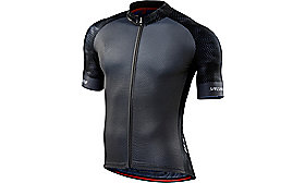 SL PRO JERSEY SHORT SLEEVES  RF MATRIX/BLK S