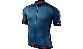 SL PRO JERSEY SHORT SLEEVES  RF MATRIX/DSTBLU L