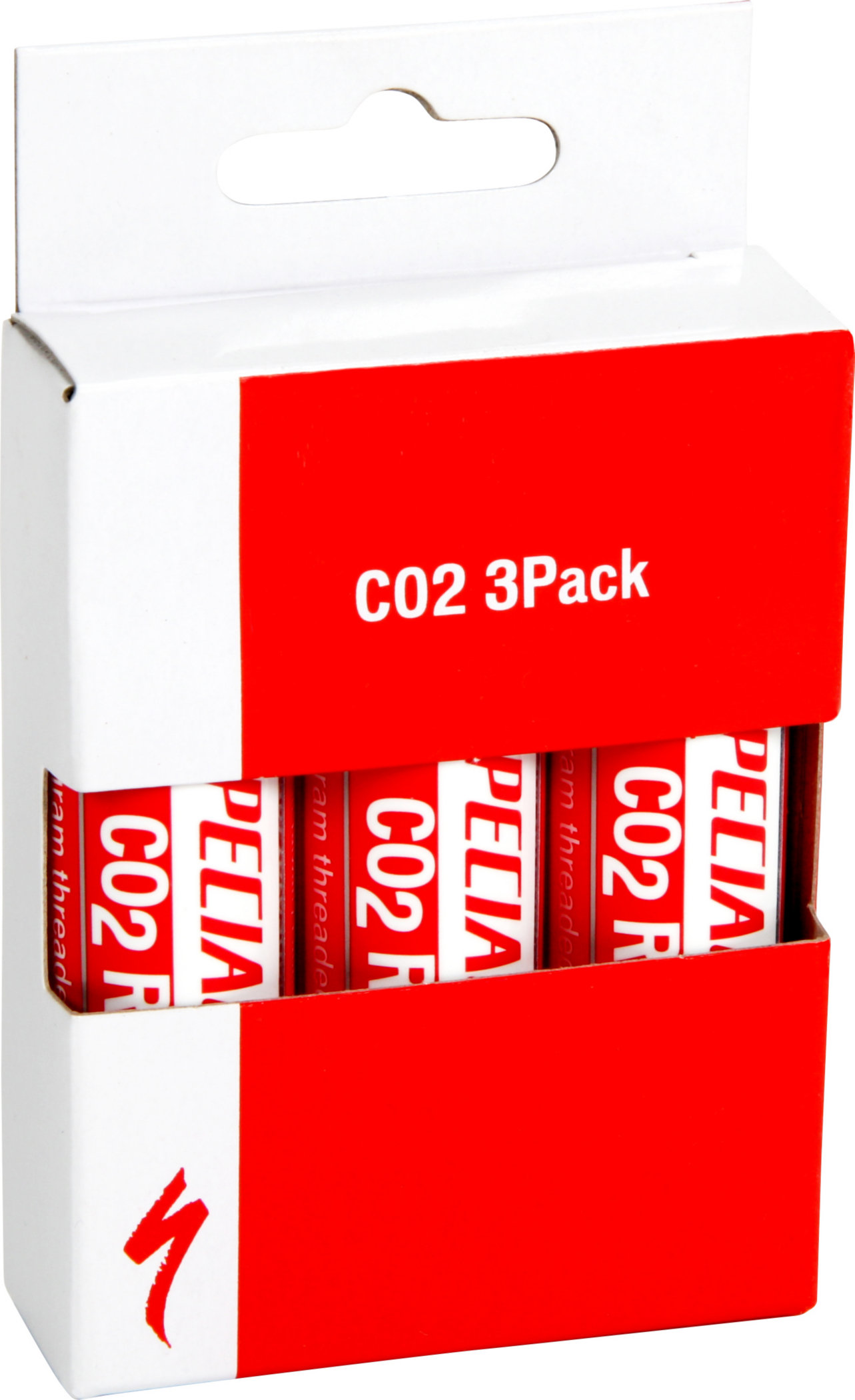 SPECIALIZED CO2 CANISTER 25G 3PACK - Alpha Bikes