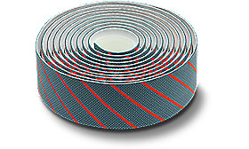S-WRAP HD TAPE STRM GRY/RKT RED LINES