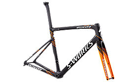 S-WORKS TARMAC SL6 DISC FRMSET - TEAM