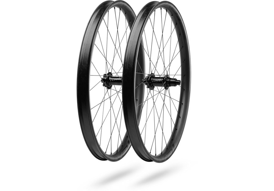 TRAVERSE 38 SL 27.5 148 WHEELSET CARB/BLK